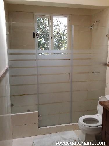 Fotos de quito cabinas de ba o vidrio templado boss glass en quito - Cabinas de bano precios ...